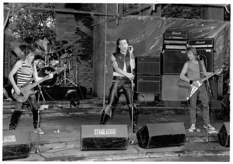 Arabia - Cannon Hill Park Arena 1985