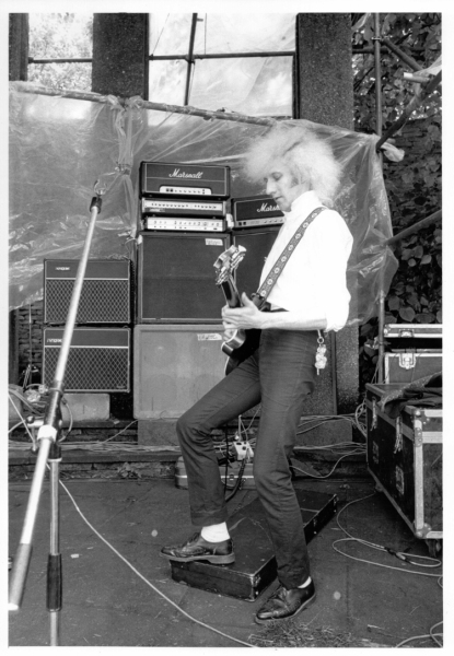 The Future - Cannon Hill Park Arena 1985