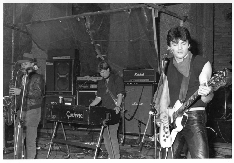 Touche` - Cannon Hill Park Arena 1985